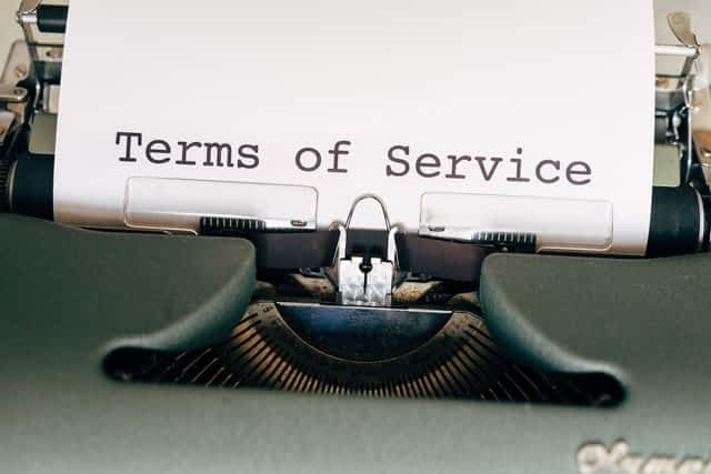 Directory Website Terms of Service